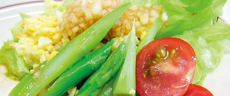 高松産ごじまん品サラダ